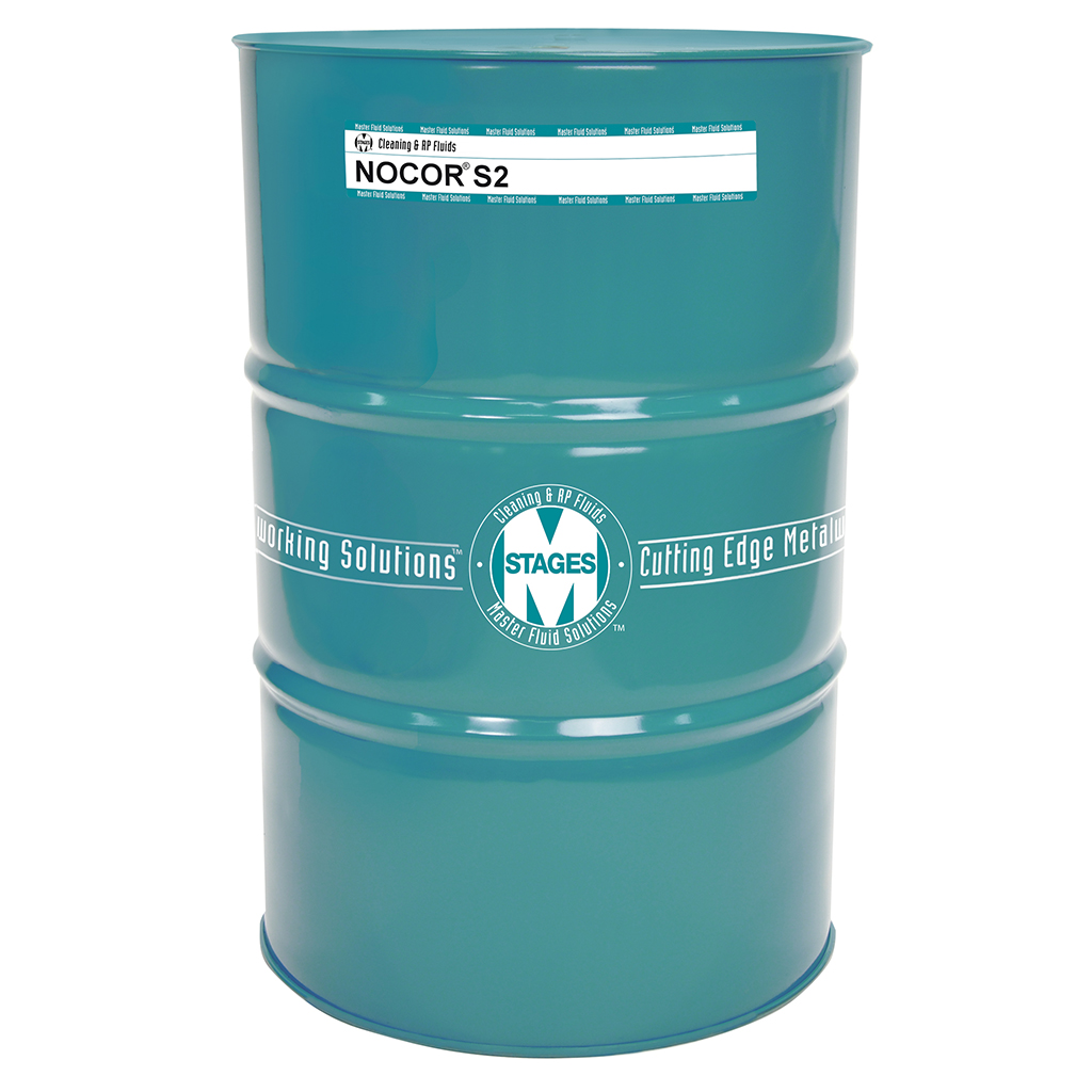 Master STAGES™ NOCOR<sup>®</sup> S2 - 54 gallon drum
