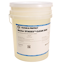 Master STAGES™ CLEAN 2029