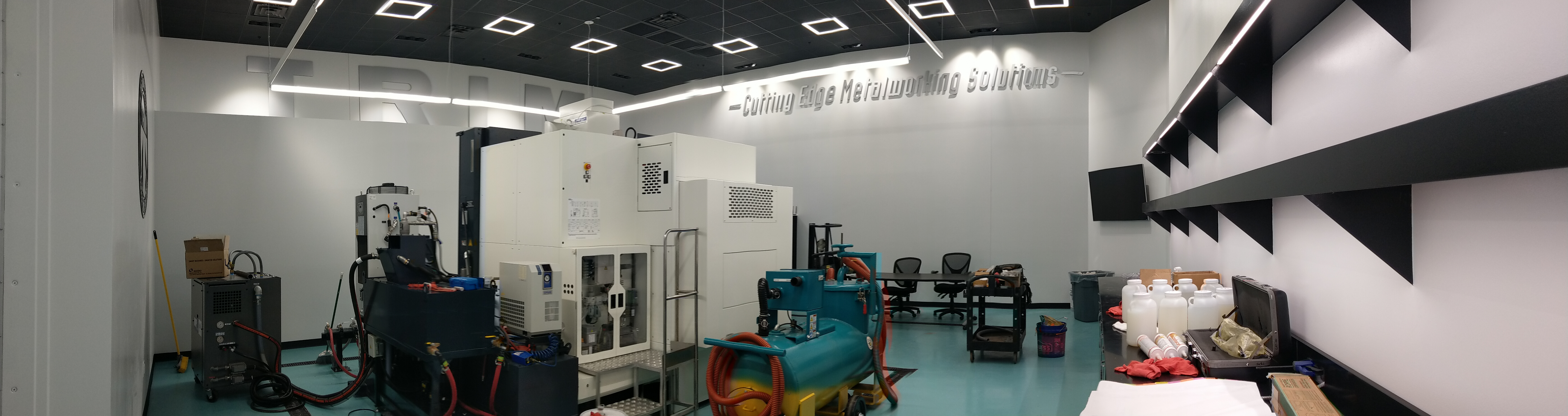 Master Fluid Solutions continues its investment in innovation and future development with the creation of their new Precision Machining Center