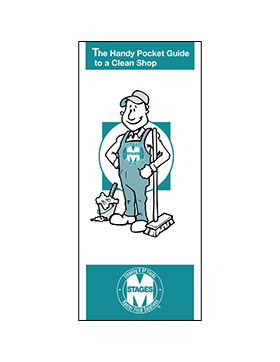 The Handy Pocket Guide to a Clean Shop The Handy Pocket Guide
