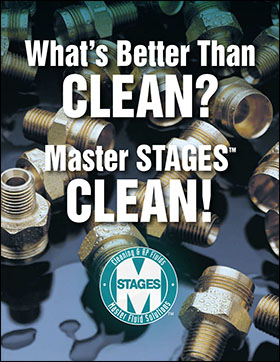 What's Better Than CLEAN? Master STAGES™ CLEAN! Master STAGESTM